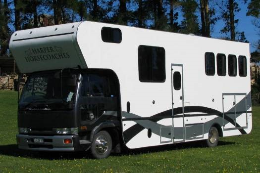 Quality Horse Coaches And Motor Homes At Affordable Prices